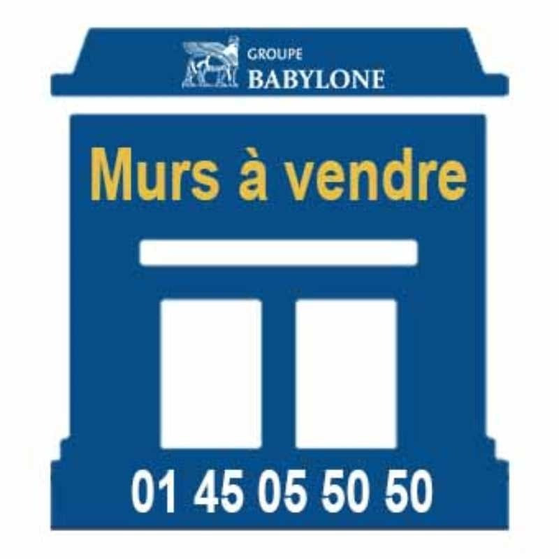 Vente Boutique Paris 10ème 0
