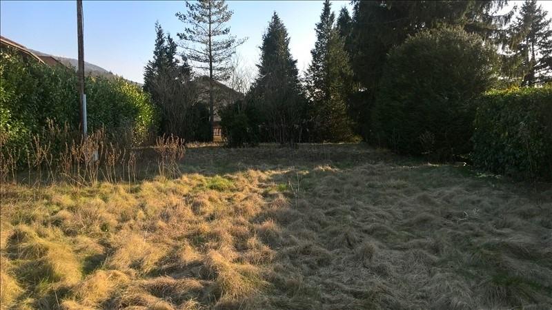 Venta  terreno Serrieres en chautagne 71000€ - Fotografía 1