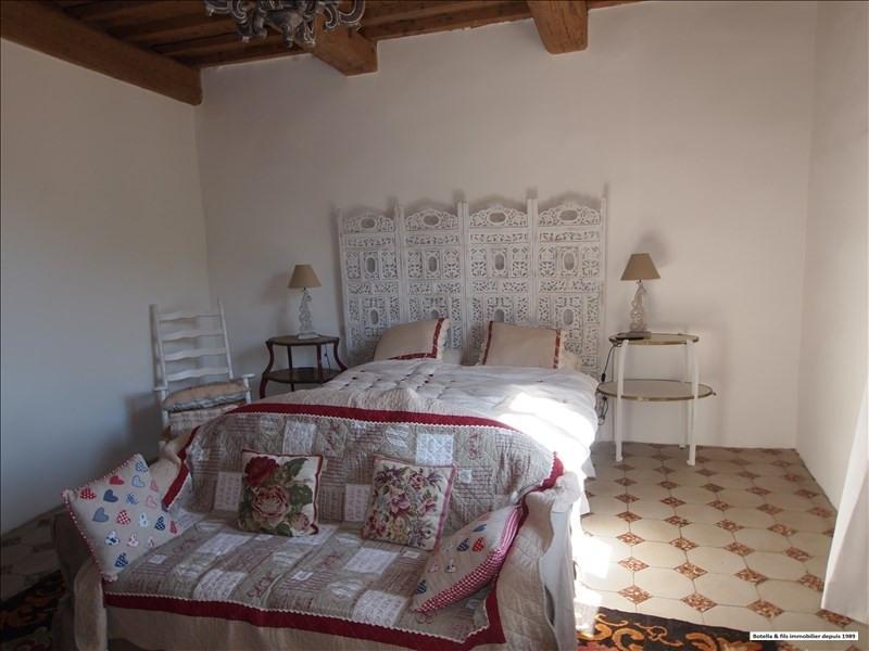 Venta de prestigio  casa Uzes 1580000€ - Fotografía 11