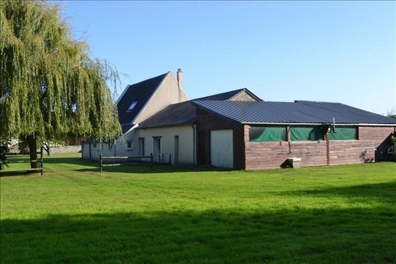 Vente maison / villa Port en bessin huppain 264000€ - Photo 1