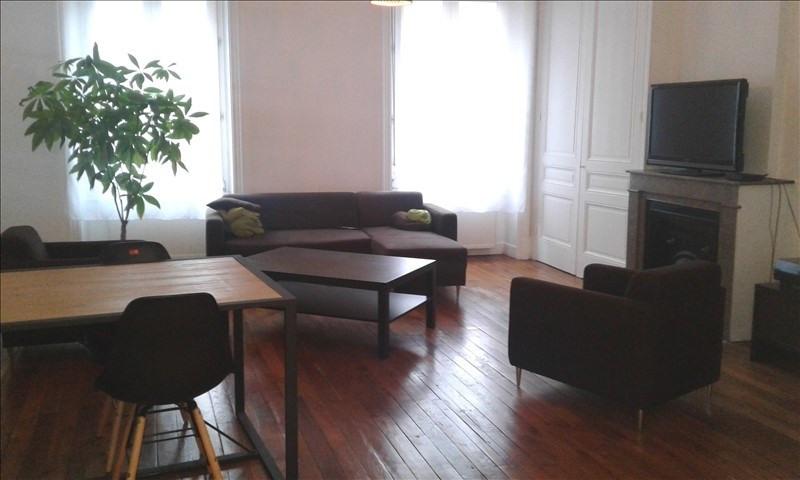 Verhuren  appartement Villeurbanne 577€ CC - Foto 1