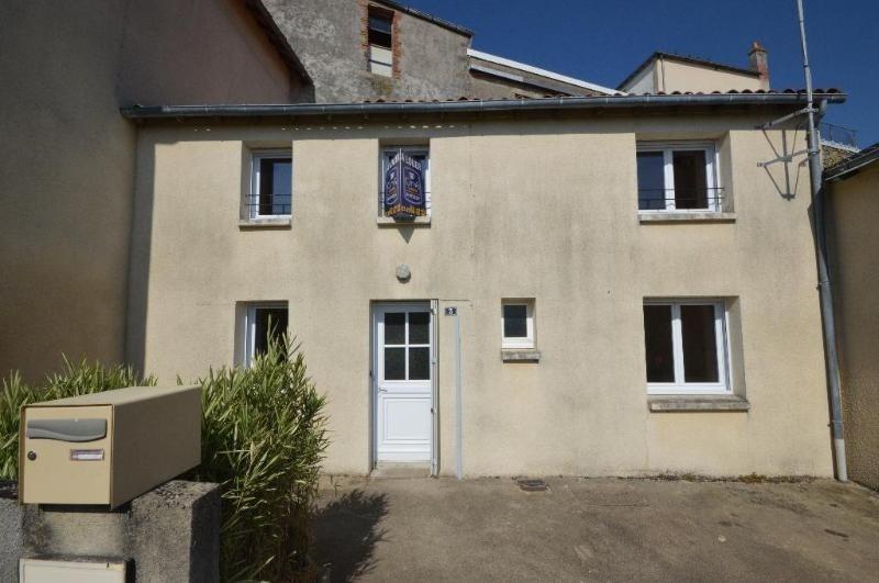 Maison de village Mauléon
