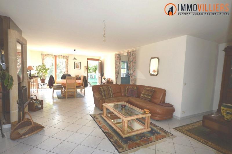 Vente maison / villa Villiers sur marne 380000€ - Photo 2