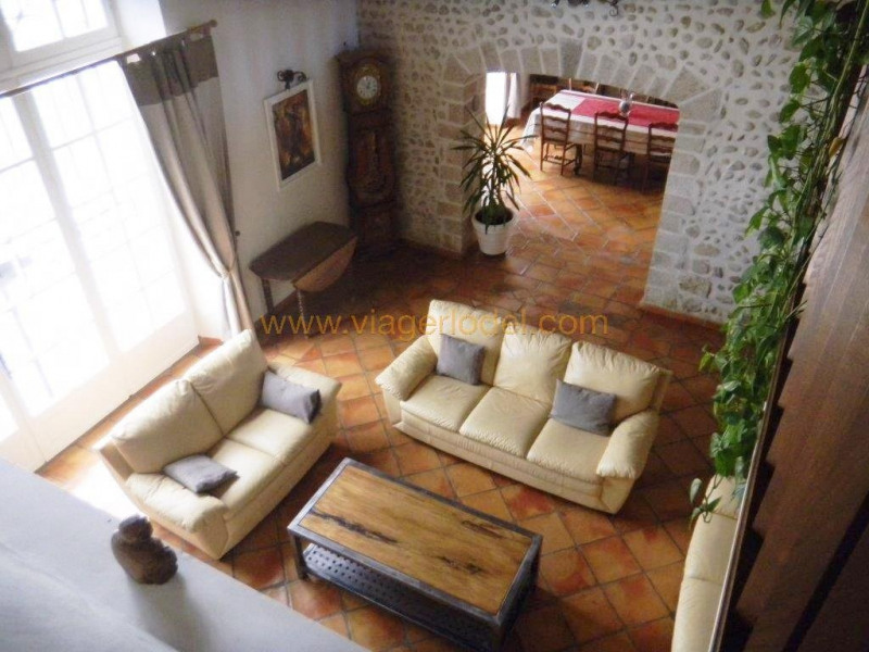 Life annuity house / villa Riez 300000€ - Picture 3