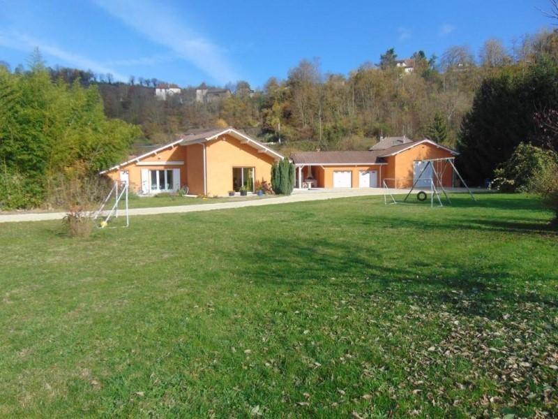 Vente maison / villa Bourgoin jallieu 362000€ - Photo 1