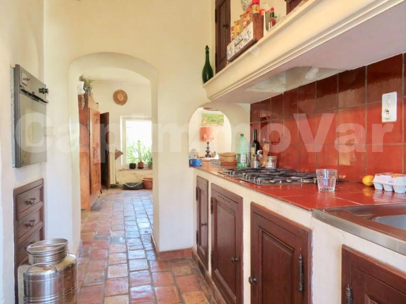 Vente de prestige maison / villa Le castellet 609000€ - Photo 9