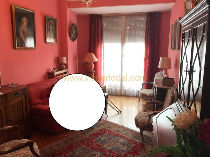 Life annuity apartment Nice 99500€ - Picture 5