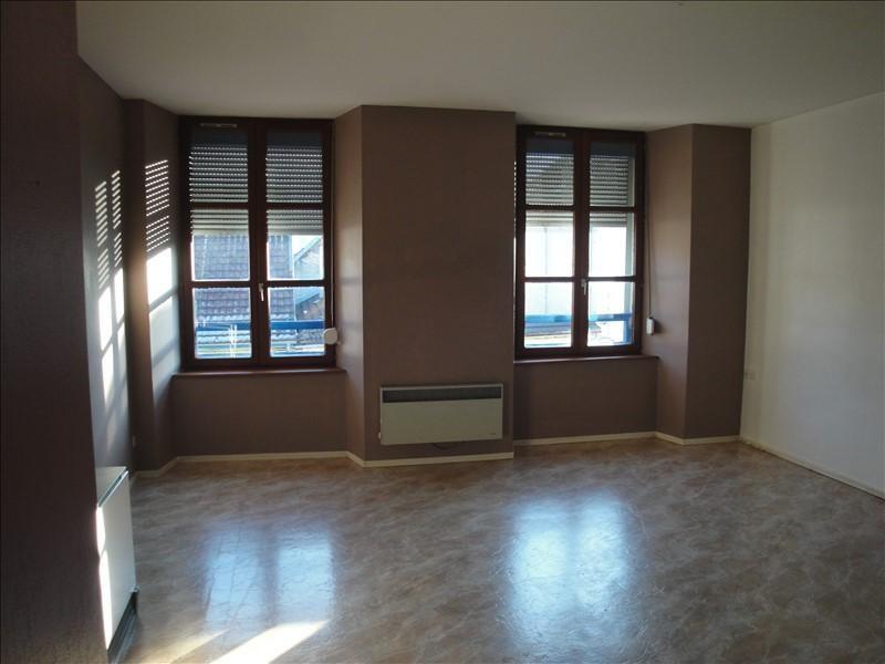 Vendita appartamento Pont de roide 45000€ - Fotografia 2