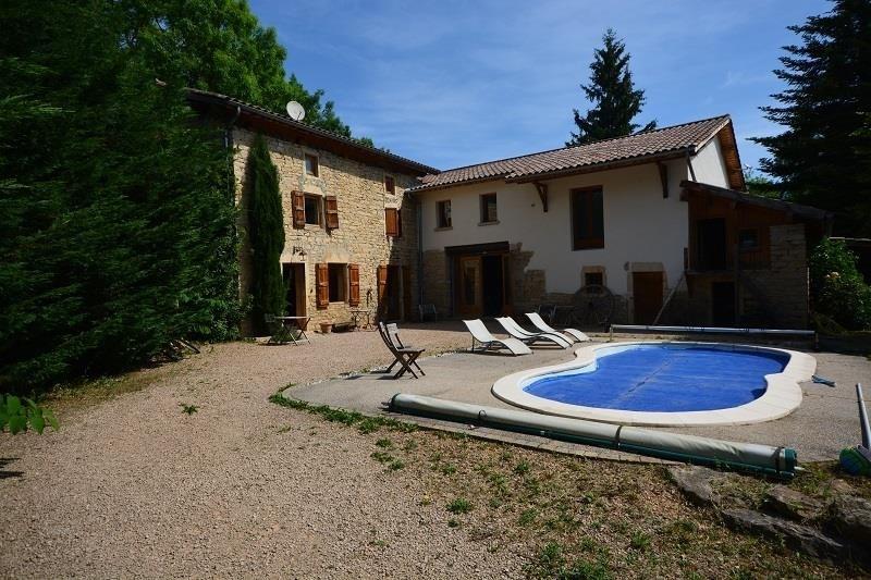 Verkauf von luxusobjekt haus L'isle d'abeau 577000€ - Fotografie 1