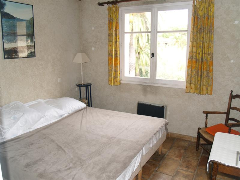 Vacation rental apartment Les issambres 545€ - Picture 10
