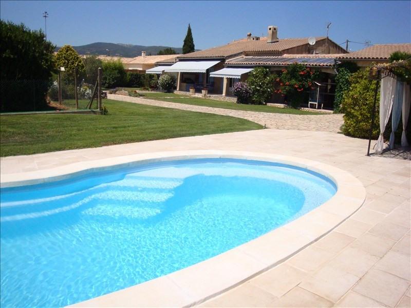 Vente maison / villa Lauris 478000€ - Photo 1