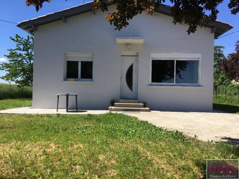 Vente maison / villa Montastruc-la-conseillere 8 mn 198000€ - Photo 1