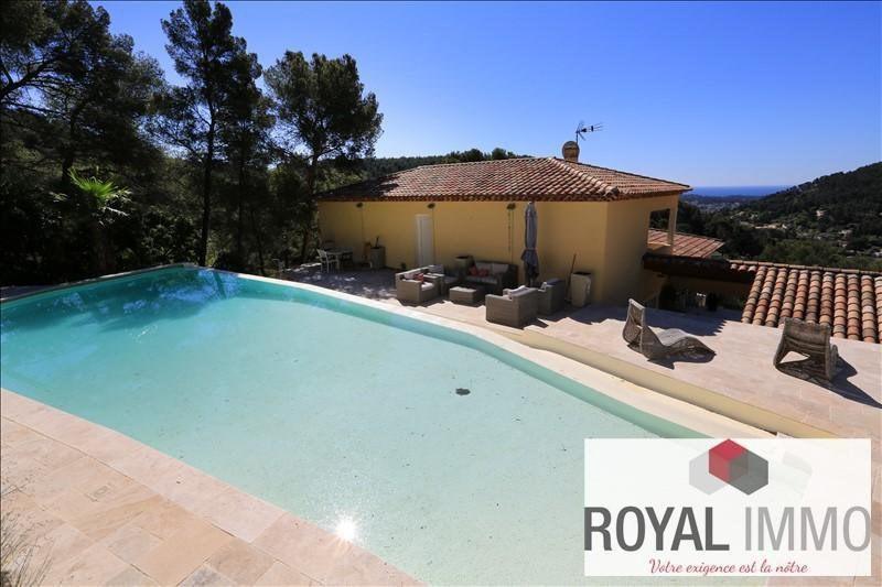 Deluxe sale house / villa La valette-du-var 1019000€ - Picture 1