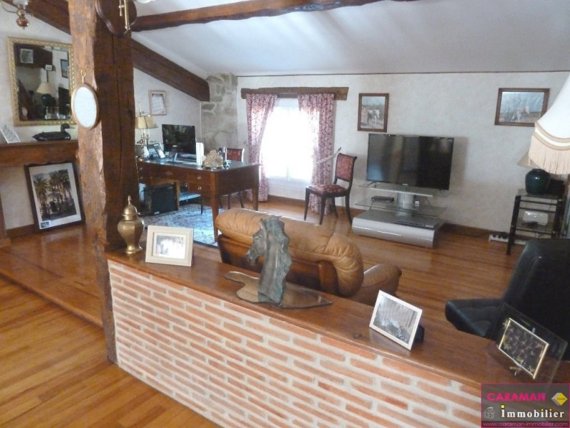 Deluxe sale house / villa Caraman  10 minutes 569 000€ - Picture 5