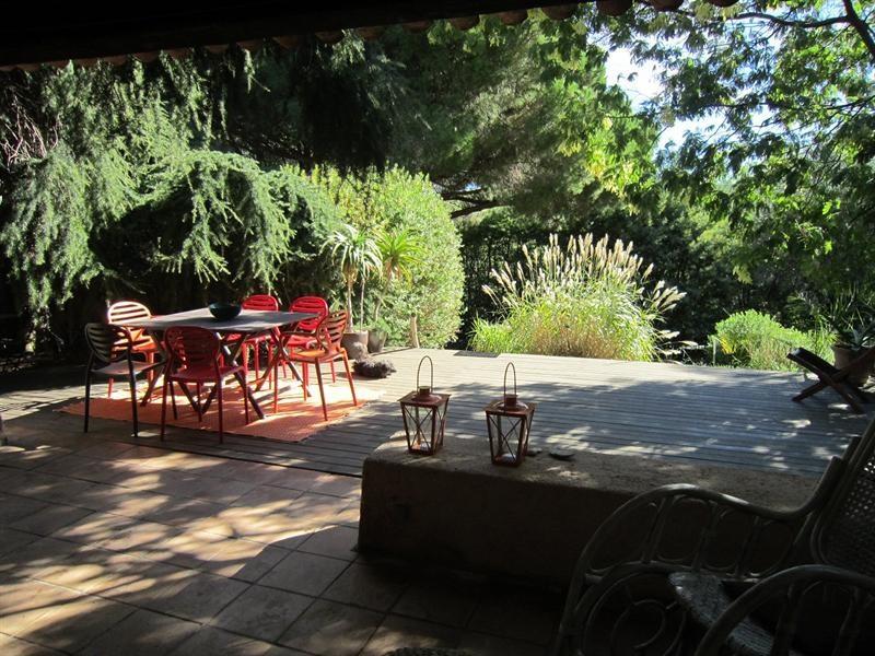 Location vacances maison / villa Cavalaire sur mer 1000€ - Photo 5