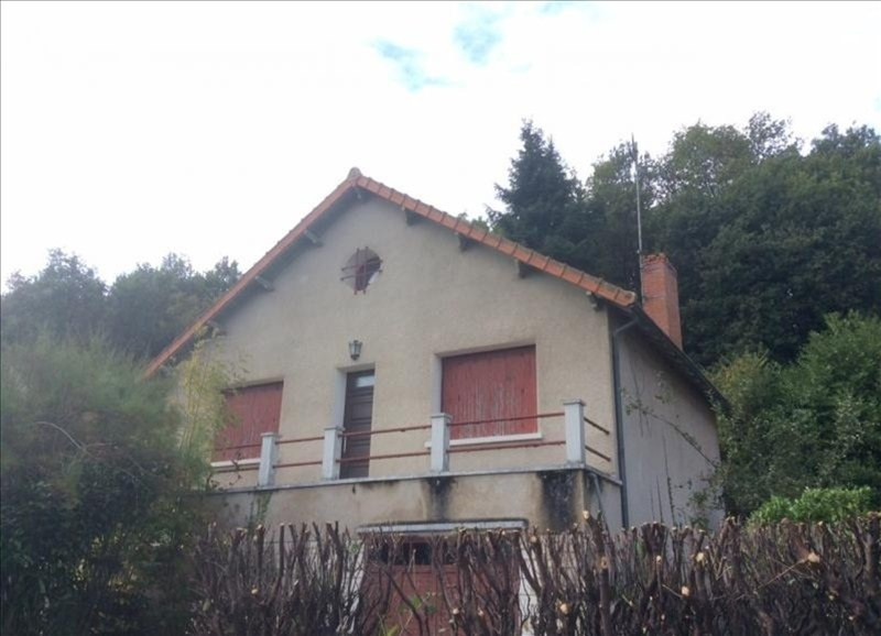 Vente maison / villa Gouex 54 500€ - Photo 1