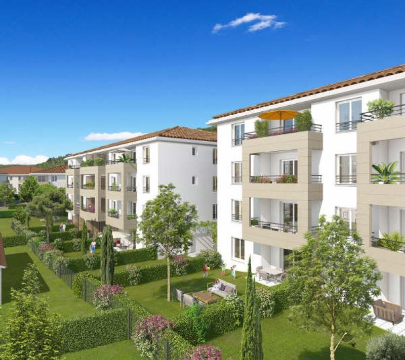 Vente appartement Le luc 187500€ - Photo 1