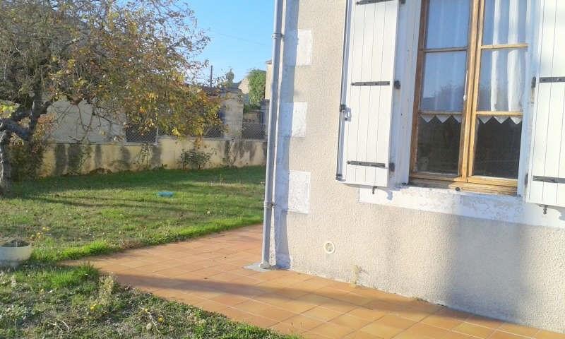 Vente maison / villa Aigre 100000€ - Photo 8