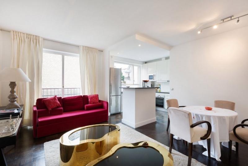 Revenda residencial de prestígio apartamento Paris 16ème 850000€ - Fotografia 2