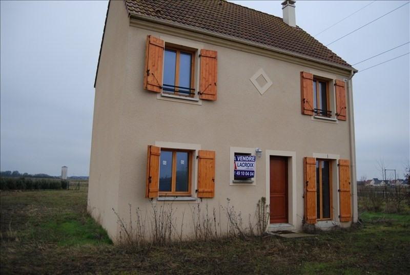 Vente maison / villa Bonneval 140000€ - Photo 1