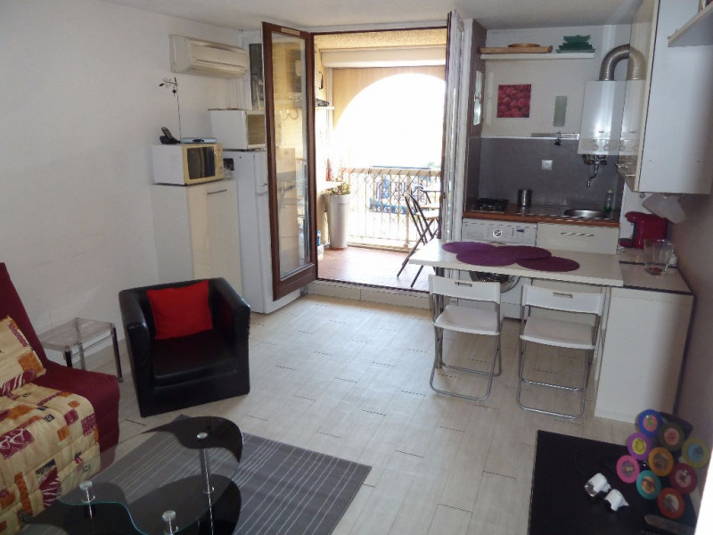 Vente appartement Carnon plage 124 500€ - Photo 1