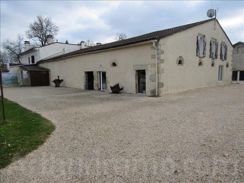 Sale house / villa Montpon menesterol 315000€ - Picture 1