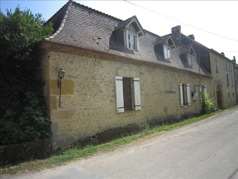 Sale house / villa Mouzens 176550€ - Picture 2