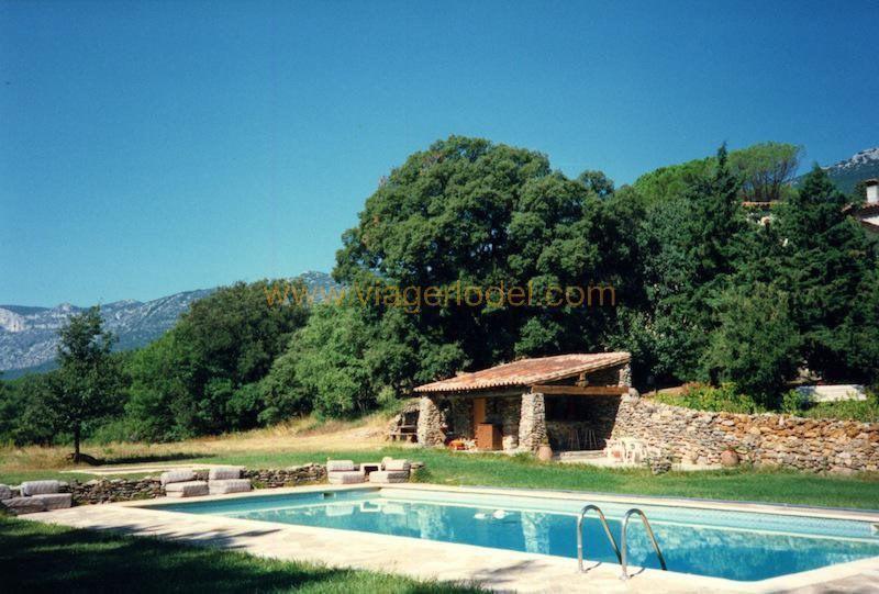 Vitalicio  casa Saint-andré-de-buèges 930000€ - Fotografía 8