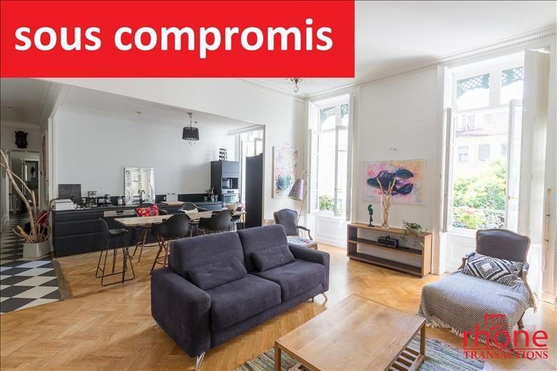 Vente de prestige appartement Lyon 1er 660000€ - Photo 1