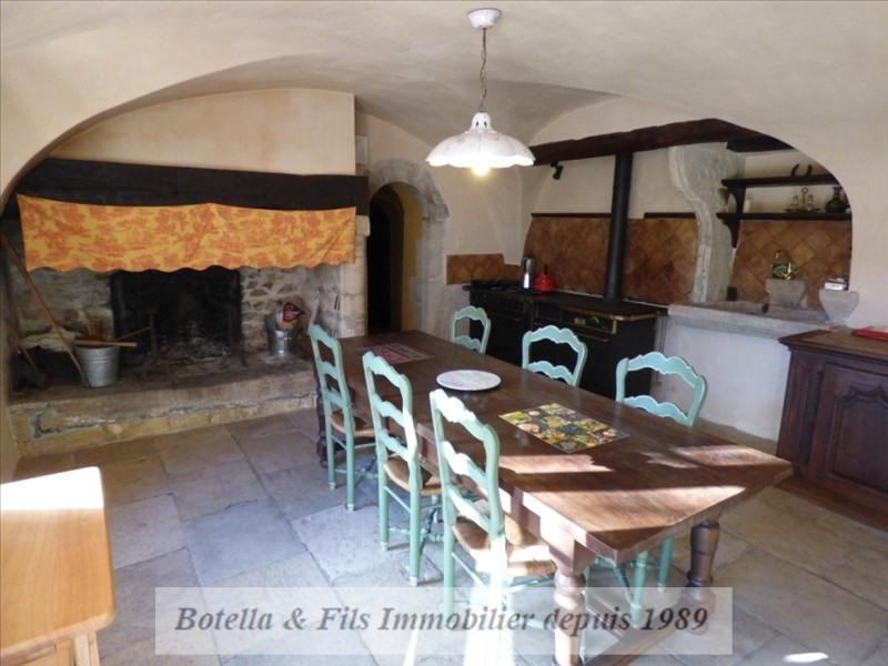 Vente de prestige maison / villa Barjac 699000€ - Photo 6