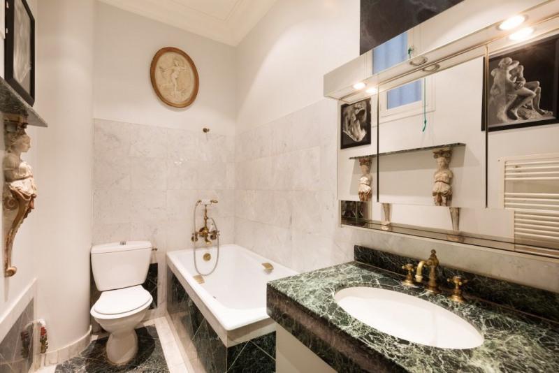 Revenda residencial de prestígio apartamento Paris 8ème 3990000€ - Fotografia 10