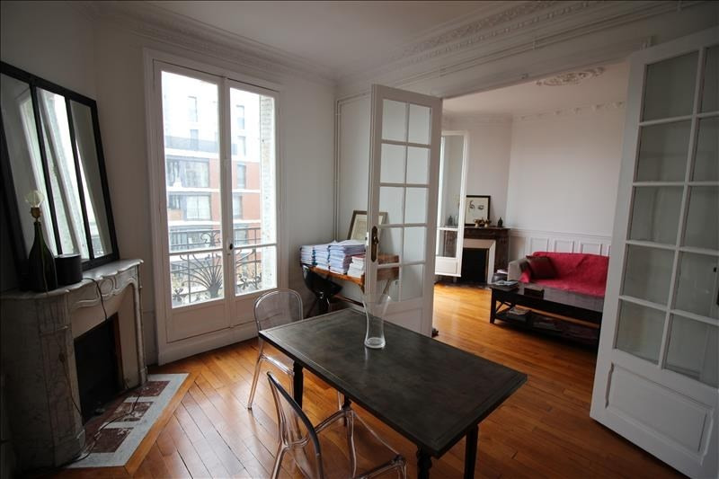 Sale apartment Boulogne billancourt 438 500€ - Picture 1