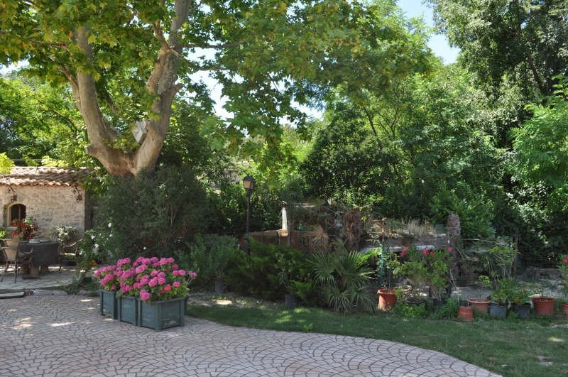 Verkoop van prestige  huis Chateauneuf de gadagne 1567000€ - Foto 4