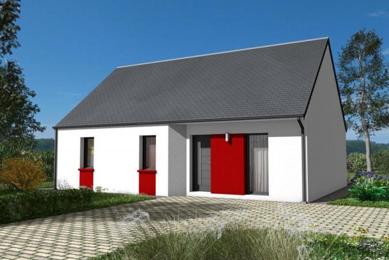 Maison  4 pièces + Terrain 1200 m² Genillé par maisons PRIMEA