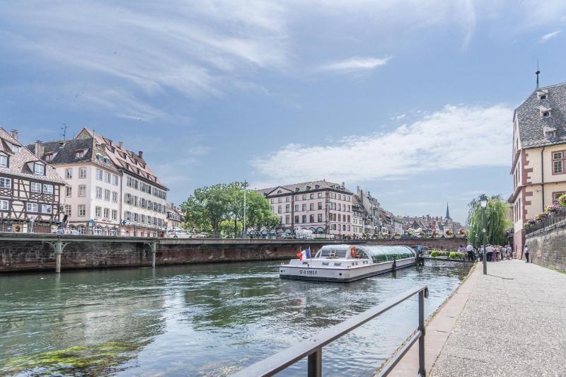 Verhuren vakantie  appartement Strasbourg 430€ - Foto 12