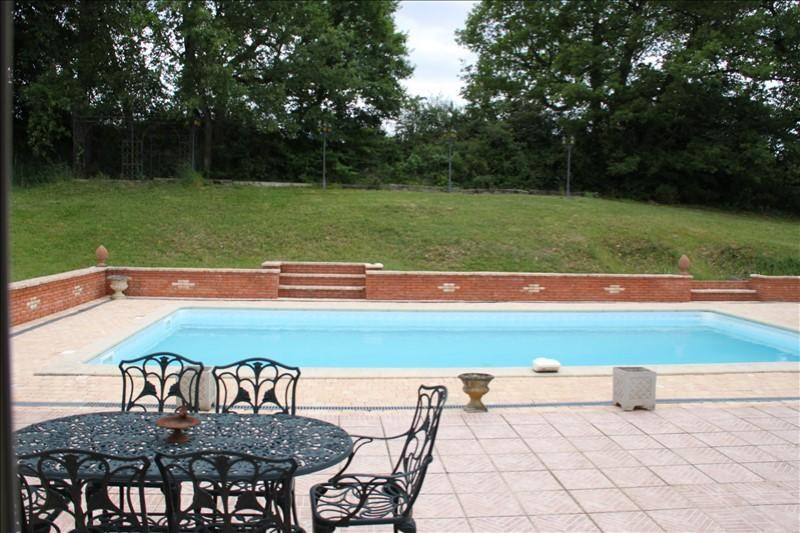 Venta de prestigio  casa Montaigut sur save 459000€ - Fotografía 8