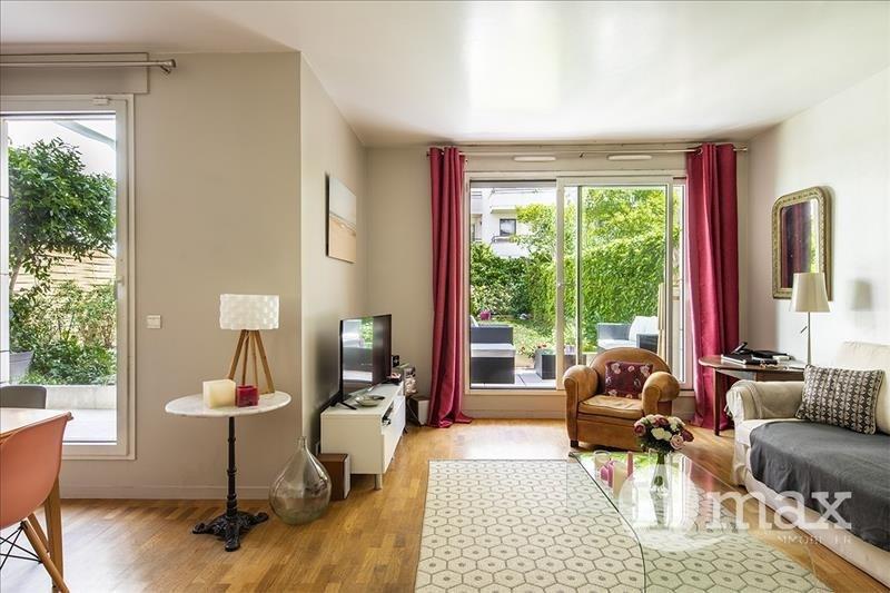 Vente de prestige appartement Levallois perret 1050000€ - Photo 3