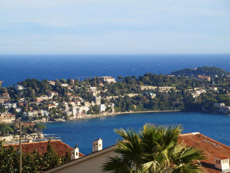Vente de prestige appartement Villefranche-sur-mer 850 000€ - Photo 1