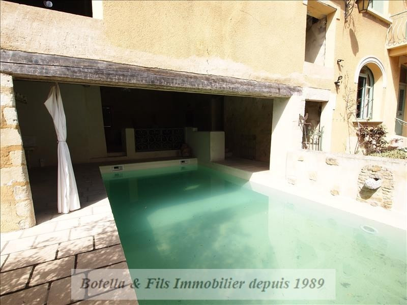 Vente maison / villa Uzes 526000€ - Photo 2