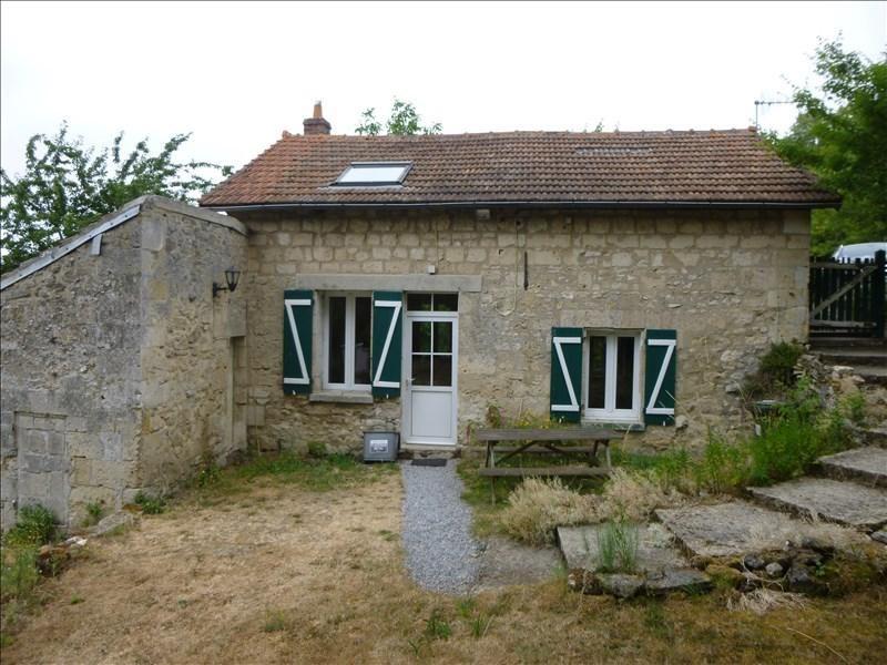 Rental house / villa Soissons 575€ CC - Picture 1
