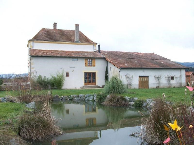 Vente maison / villa Ambierle 280000€ - Photo 1