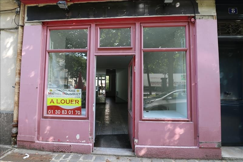 Location local commercial Versailles 1350€ HT/HC - Photo 4