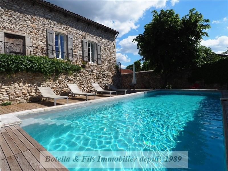 Verkauf von luxusobjekt haus Uzes 995000€ - Fotografie 13