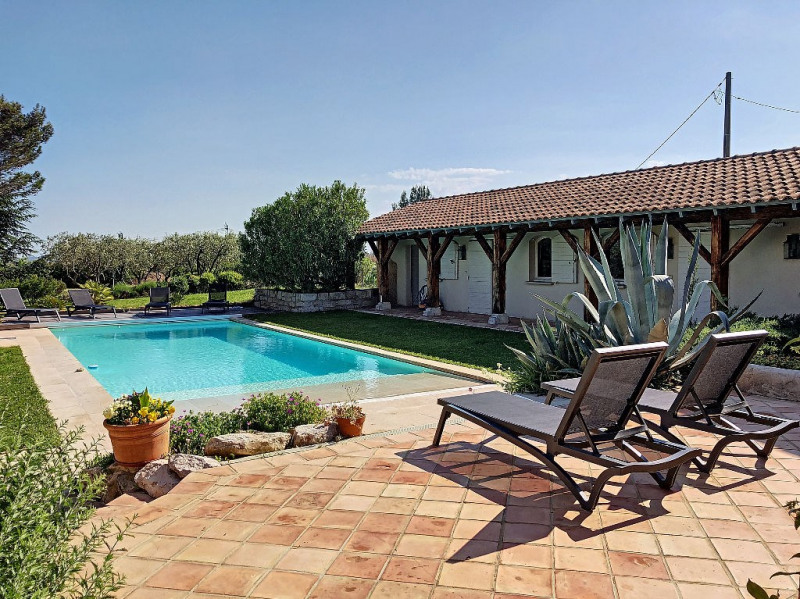 Revenda residencial de prestígio casa Villeneuve les avignon 955000€ - Fotografia 3