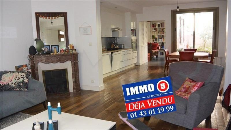 Vente maison / villa Le raincy 449000€ - Photo 1