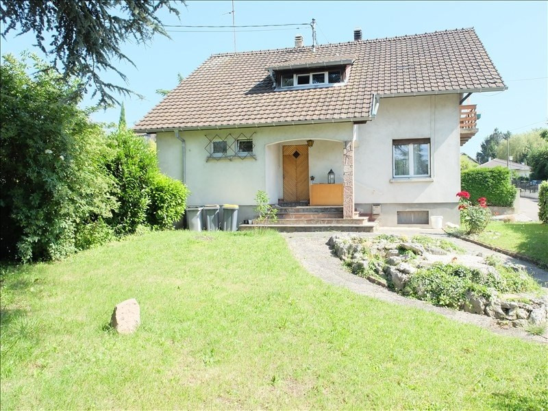 Vente maison / villa Brunstatt 299000€ - Photo 1