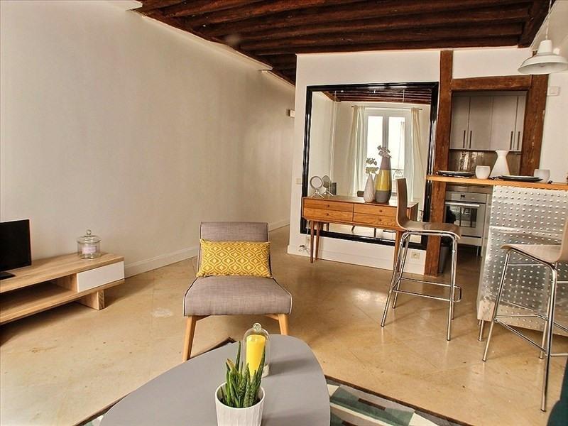 Rental apartment Paris 6ème 1450€ CC - Picture 3