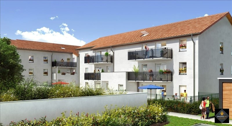 Sale apartment Vaulx en velin 175000€ - Picture 1