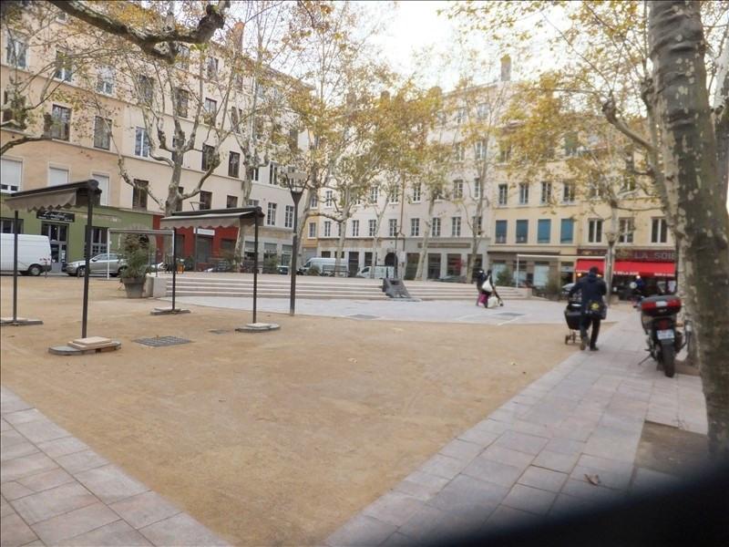 Vente appartement Lyon 4ème 129000€ - Photo 5