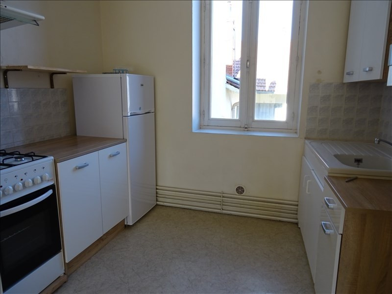 Rental apartment Roanne 360€ CC - Picture 1